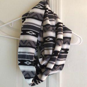 Native American print scarf